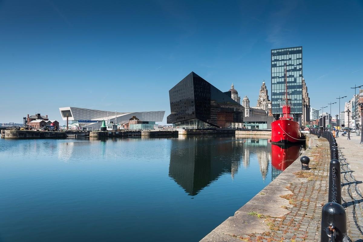 48 Hours in Liverpool, England
