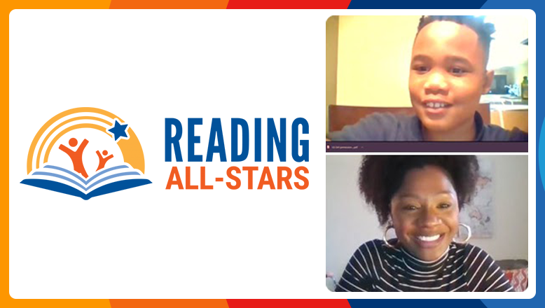 Reading All-Stars Help Kids' Reading Zoom To New Heights