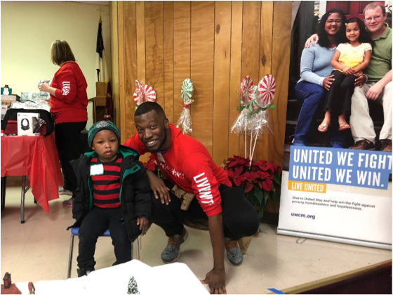 United Way of Central Maryland Spreads Cheer for Local Families in Need at First Holiday Pop-Up Market
