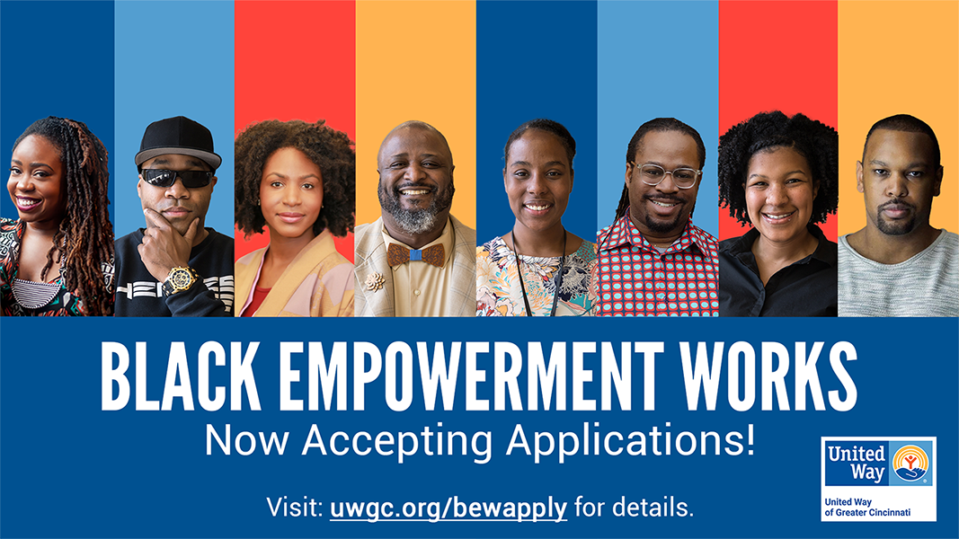 Image of Black Empowerment Works Including Logo and details