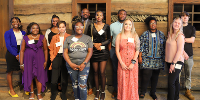 Group photo of the 2021 HEMI Scholars of Excellence