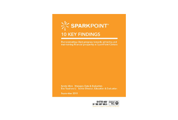 SparkPoint's 10 Key Findings | 2015