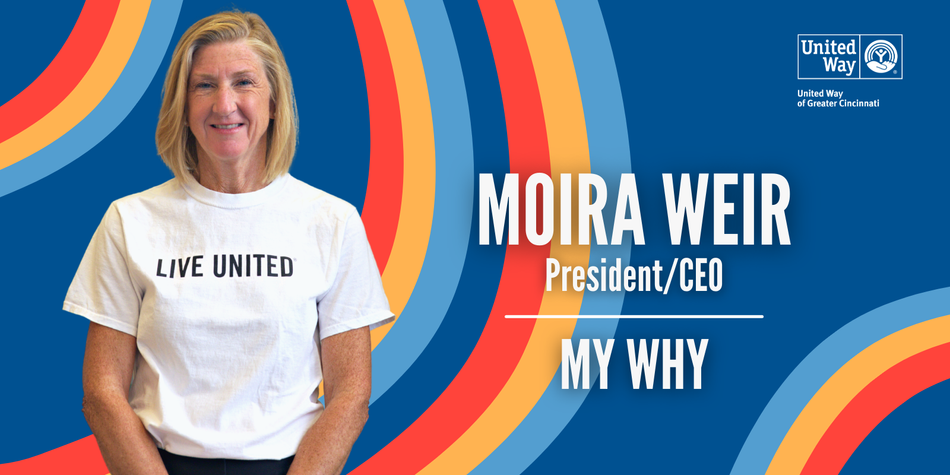 """""""Moira's Message: My Why"""" Graphic"""
