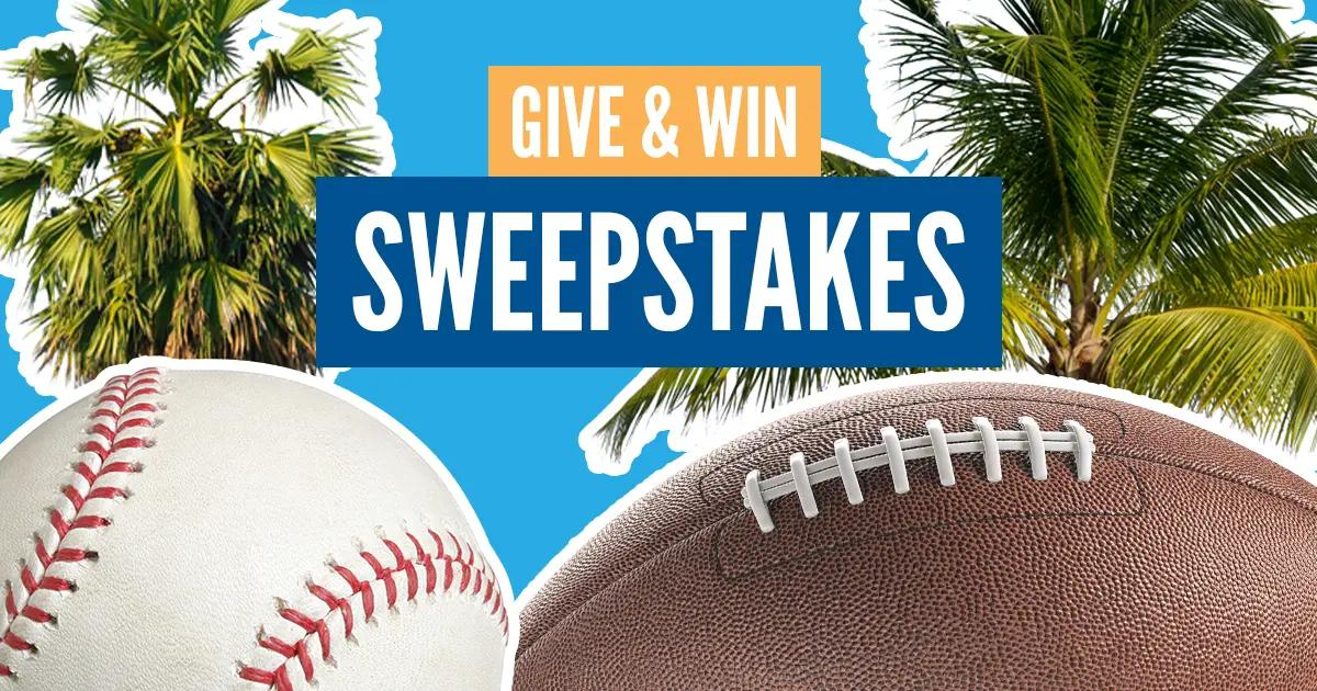 United Way's Give & Win Sweepstakes