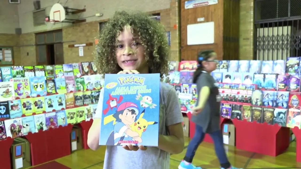 Give to the Community Fund to Support Free Book Fairs!
