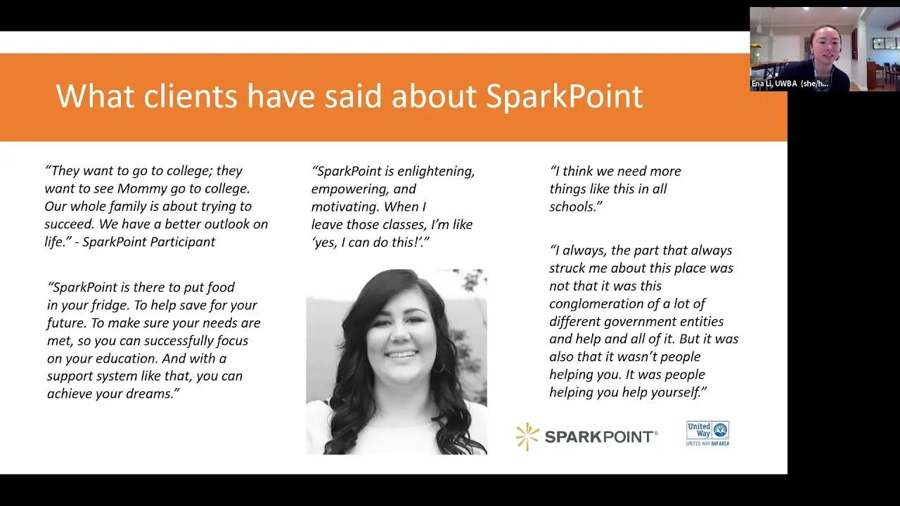 SparkPoint Provides a Safety Net for Community College Students
