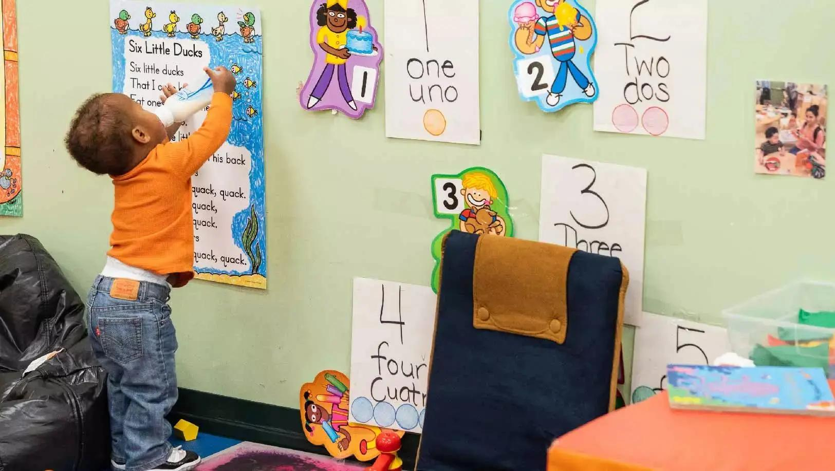 Affordable, Accessible Childcare For Columbia