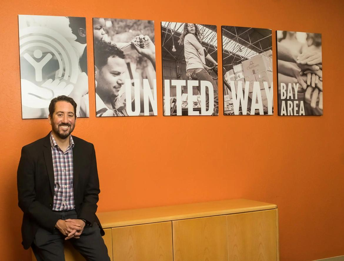 Local Nonprofit Leader Kevin Zwick Joins United Way Bay Area as CEO