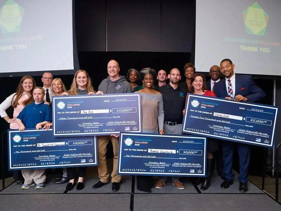 $60,000 in Grants Awarded to Howard County Changemakers at Second Changemaker Challenge