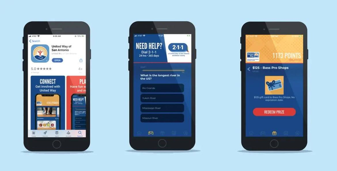 Free Mobile Application Launched at United Way