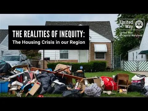 The Realities of Inequity: The Housing Crisis in our Region