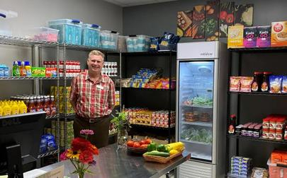 Ivy Technical College's New Food Pantry
