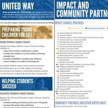 Impact Guide and Partners