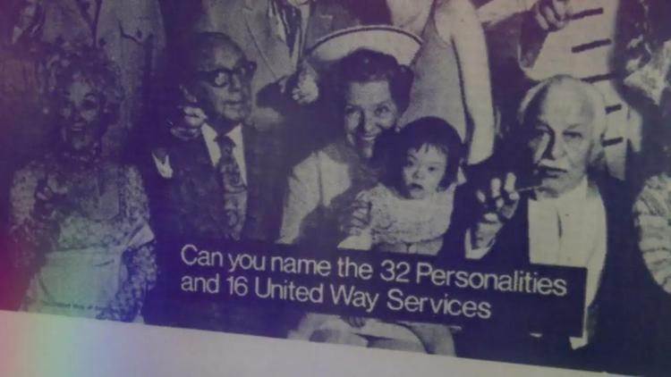 Community members gather to celebrate United Ways 100th anniversary year.