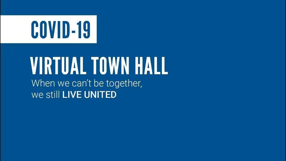 UNITED WAY OF CENTRAL MARYLAND COVID-19 TOWN HALL