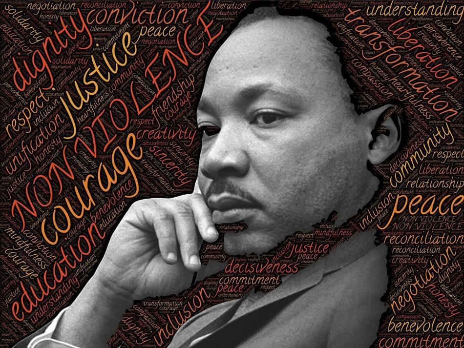 Image of Dr. Martin Luther King, Jr.