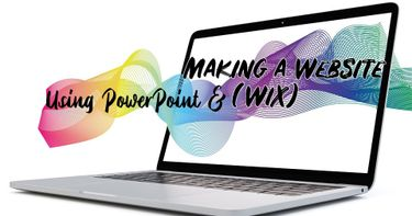 Using PowerPoint & Making a Website (Wix) | Small Online Class for Ages  9-14 | Outschool