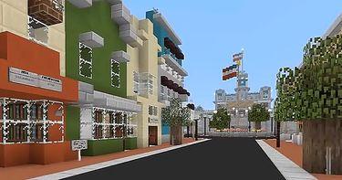 Main Street Math With Minecraft