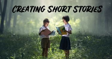 Creating Short Stories | Small Online Class for Ages 7-12 | Outschool