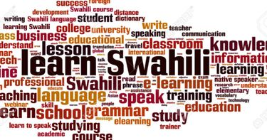 Teach Yourself Swahili Complete Course