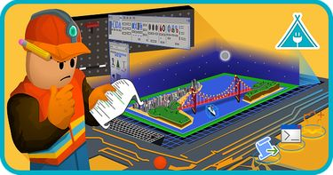 Game Design Camp in Roblox: Build and Code An Adventure Game (5-Session)    Small Online Class for Ages 9-14   Outschool