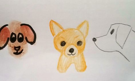 How To Draw Dogs Small Online Class For Ages 5 10 Outschool