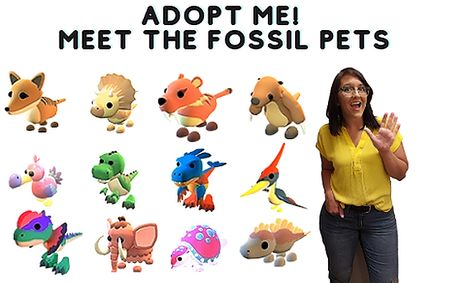 Adopt Me Meet The Fossil Eggs Small Online Class For Ages 7 11 Outschool