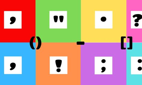 Punctuation Bootcamp | Small Online Class for Ages 8-13 | Outschool