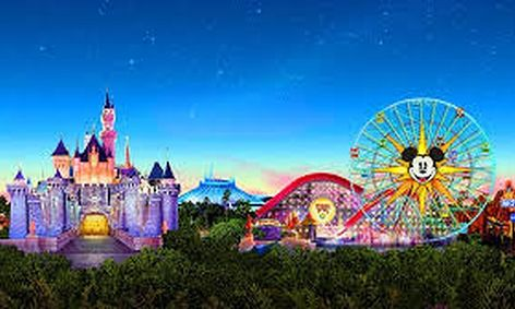 History and Art of Disney Theme Parks—Flex   Small Online Class for Ages  9-14   Outschool