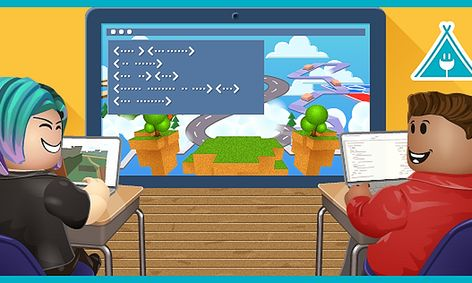 Coding Camp in Roblox: Create and Program Game Components (5-Session) |  Small Online Class for Ages 9-14 | Outschool