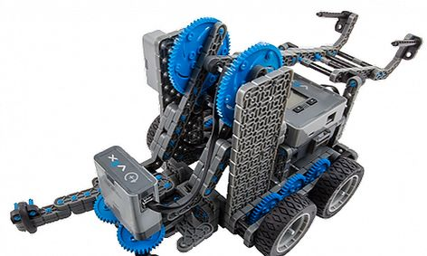 Introduction to VEX IQ Robotics | Small Online Class for Ages 8-12 |  Outschool