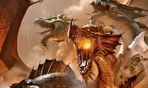 Dungeons and Dragons: The Dragon Queen | Small Online Class for Ages 9-13 |  Outschool