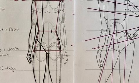 Intro To Fashion Design Create Your Own Fashion Template Croquis Small Online Class For Ages 12 17 Outschool