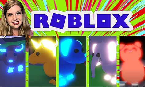 All Roblox Adopt Me Pet Ages Roblox Adopt Me Fanatics Neon Pet Showcase Small Online Class For Ages 8 13 Outschool