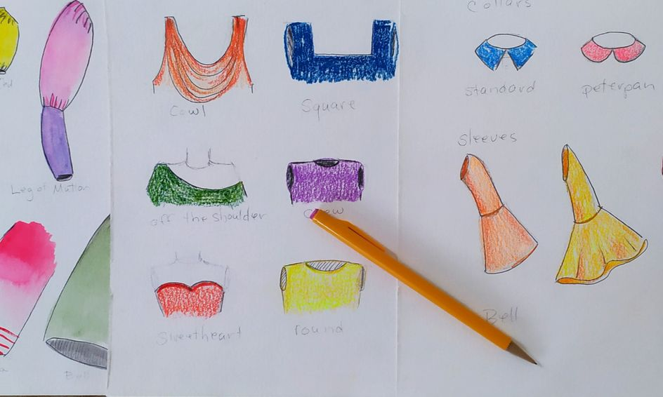 Fashion Design Sketch Club Small Online Class For Ages 9 13 Outschool