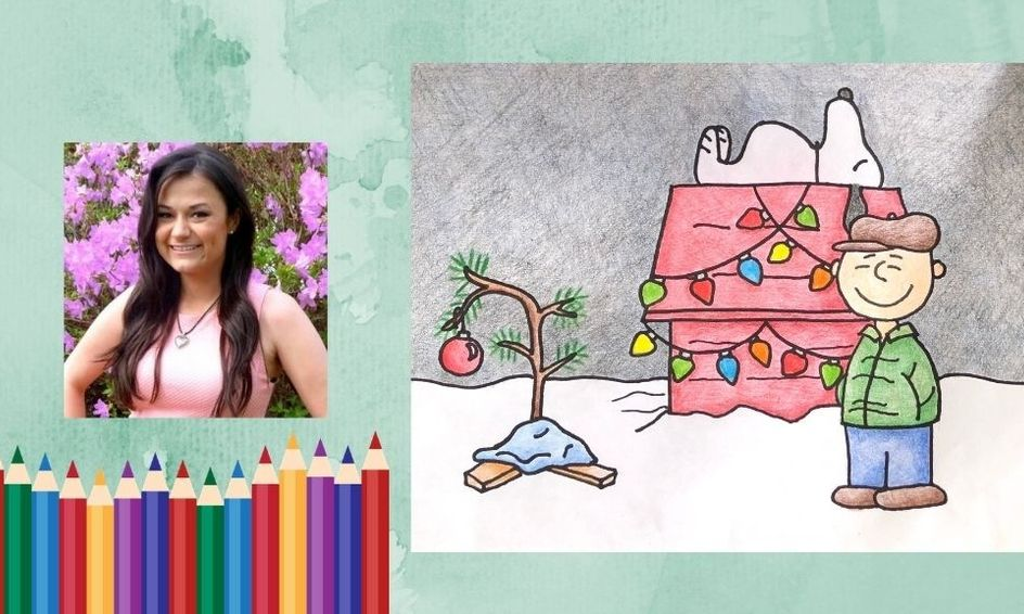 How To Draw Charlie Brown And Snoopy Christmas Small Online Class For Ages 8 13 Outschool