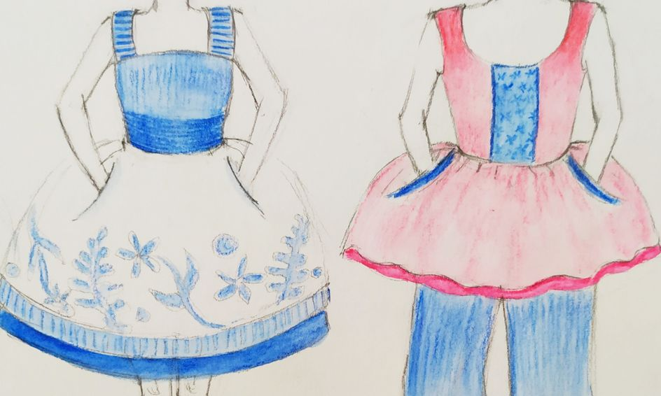 Fashion Design Camp Exploring Different Silhouettes Small Online Class For Ages 9 14 Outschool