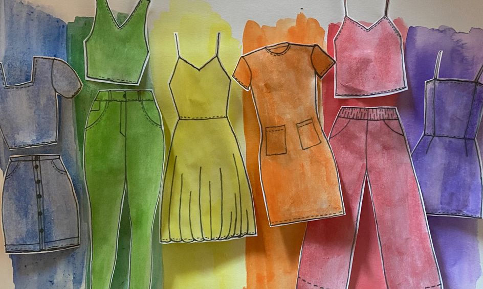 Wear Happy Colors All About Color In Fashion Design Small Online Class For Ages 8 13 Outschool
