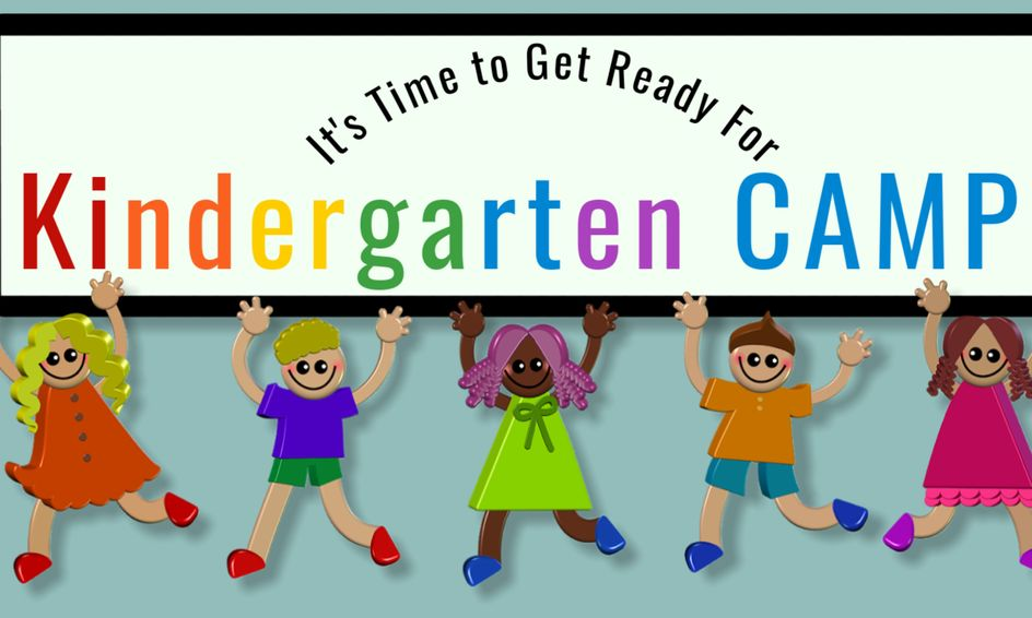 It's Time to Get Ready for Kindergarten Camp! | Small Online Class for Ages  4-5 | Outschool