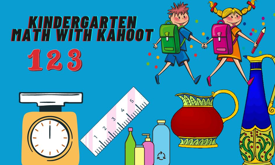 Kindergarten Math With Kahoot Small Online Class For Ages 4-5 Outschool