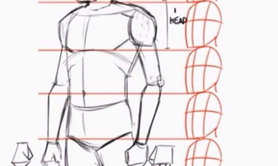 Drawing Human Body 1 Accurate Proportions Small Online Class For Ages 13 16 Outschool