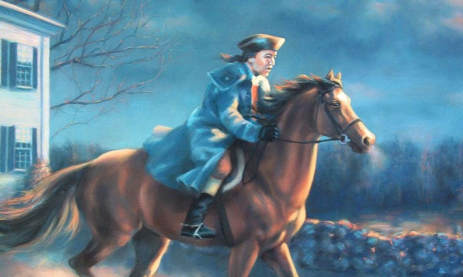 The Midnight Ride of Paul Revere: Fact vs. Fiction Camp   Small Online  Class for Ages 9-14   Outschool