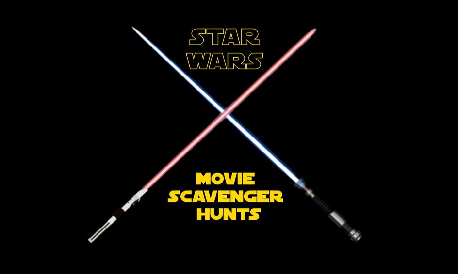 Star Wars Movie Scavenger Hunt The Original Trilogy Small Online Class For Ages 10 15 Outschool