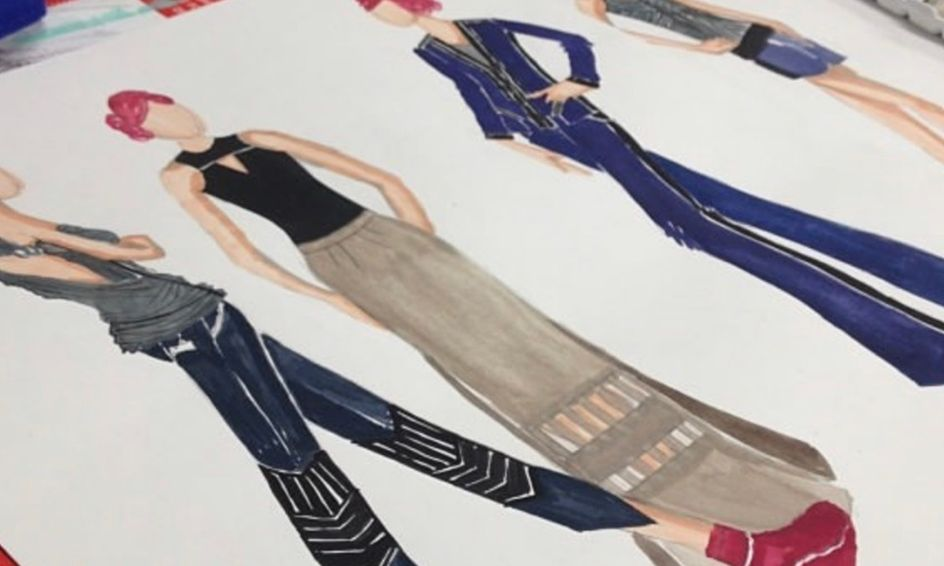 Introduction To Fashion Design Small Online Class For Ages 11 16 Outschool