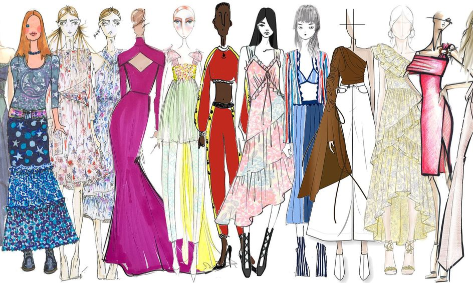 Fashion Art Design Part 2 Small Online Class For Ages 13 17 Outschool