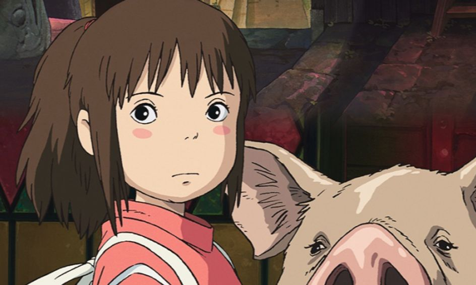 Studio Ghibli Series Spirited Away A Conversation On Japanese Folklore Myth Small Online Class For Ages 11 15 Outschool