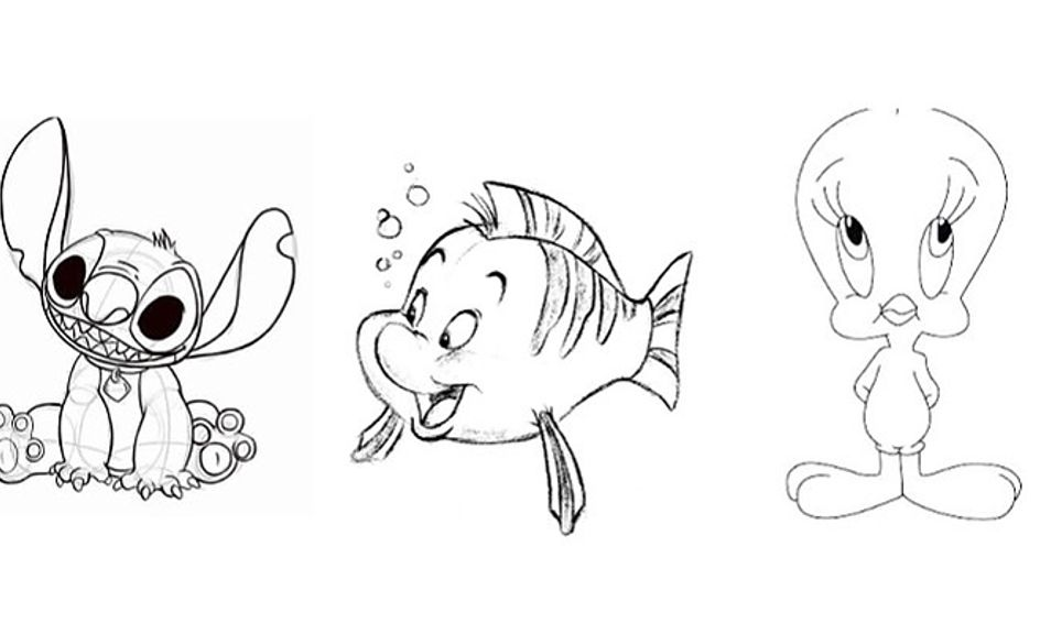 Drawing Your Favorite Disney Characters Small Online Class For Ages 5 10 Outschool