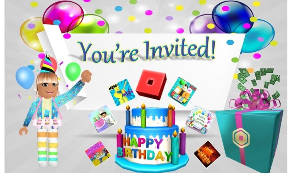 Roblox Birthday Party Bash: Gaming Gifts and Good Times Small