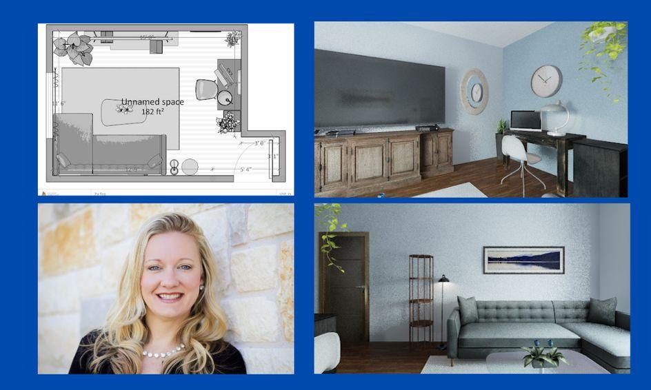 Interior Design 101 Digital Floor Planning Design Dream Bedroom Small Online Class For Ages 11 16 Outschool