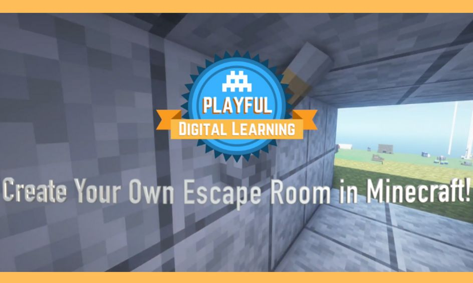 Create Your Own Escape Room in Minecraft (Only Java Edition